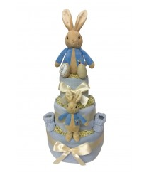 Three Tiers with Peter Rabbit