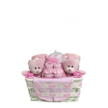 Twins Baby Hamper - Baby Girls