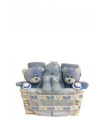 Twins Baby Hamper - Baby Boys