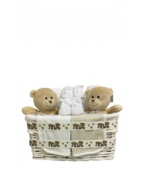 Twins Baby Hamper - Neutral