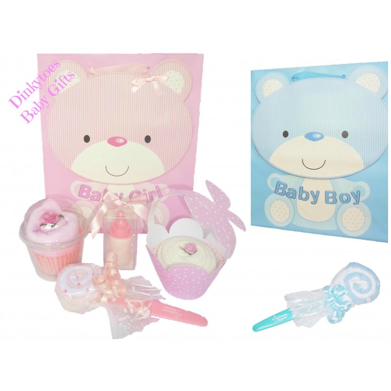 Baby Gift Sack : Gifts for pre babies uk k wallpapers