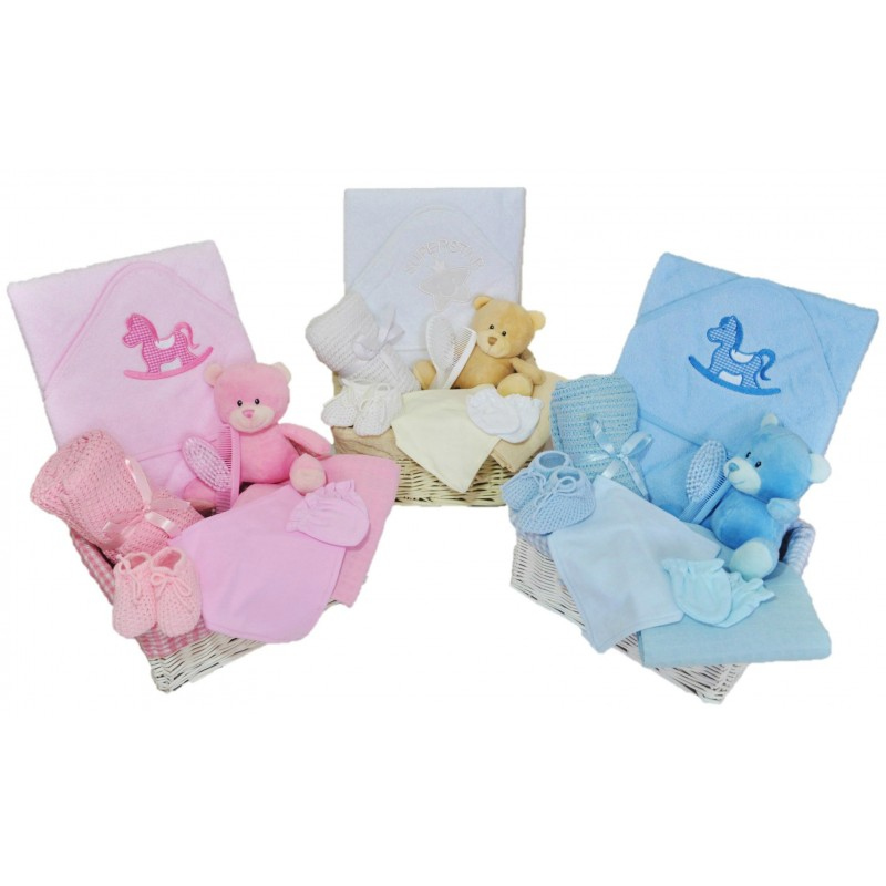 Baby Gift Ideas To Send : Send baby gift basket uk ftempo