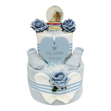 Little Prince Nappy Cake