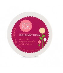 Fancy Classic Collection Little Me Mum To Be - Organic Rich Tummy Cream 150ml Pot