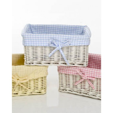 Essentially Yours Baby Hamper - Blue, Pink or White