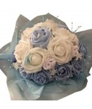 Blue & White Baby-licious Bouquet