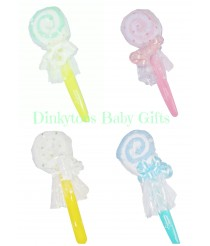 Washpop - Baby Washcloth Lollipop