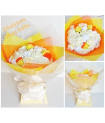 Sunset Baby Clothing Bouquet