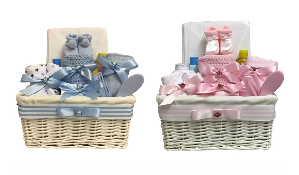 Baby Nappy Cakes Hampers